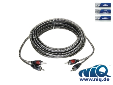 Cinch-Kabel 5,0 Meter Economy Line