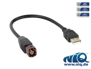 USB-Adapter für Mercedes-Benz Sprinter Bj. ab 2016