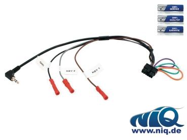 XTRONS CAN-BUS Lenkradfernbedienungs Interface inklusive FAKRA Antennen ...